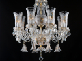 Czech crystal chandeliers